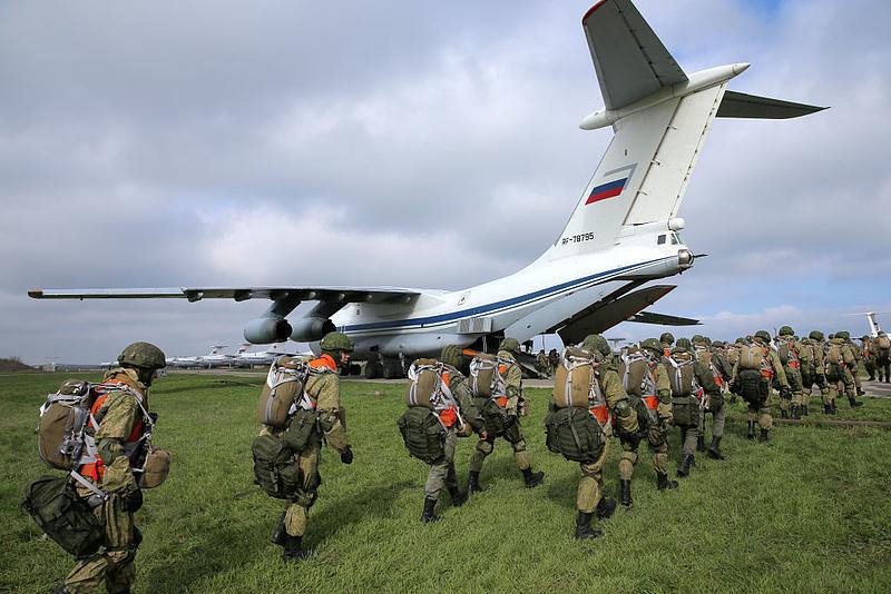 Ukrajana háborúra készül