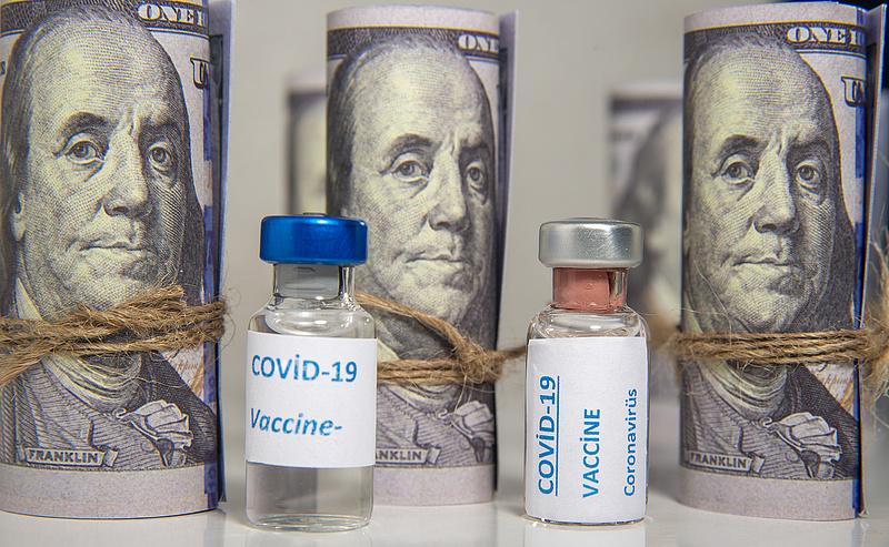 Hatalmas összegek mennek el a vakcinákra