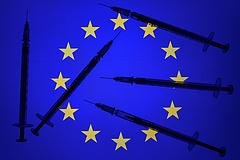 Marad az EU-ban az exporttilalom a vakcinákra