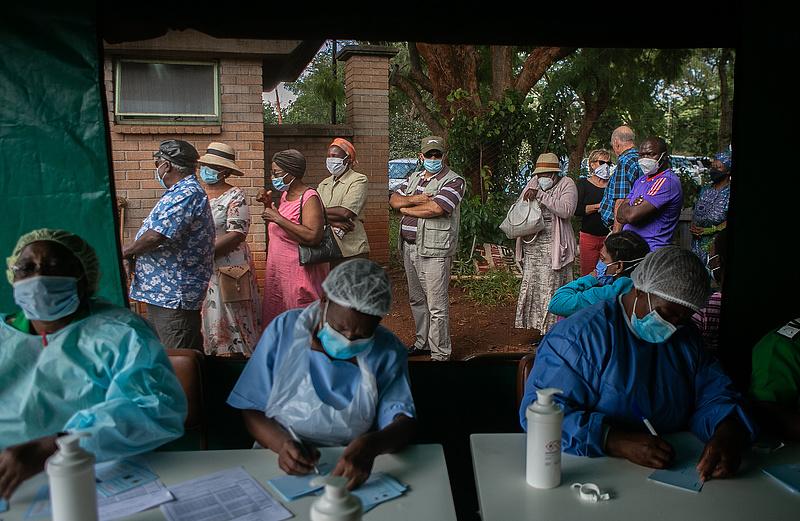 Koronavírus: hat országban még el sem kezdték az oltást
