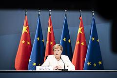 Angela Merkel kínai örökségének is hátat fordít az EU