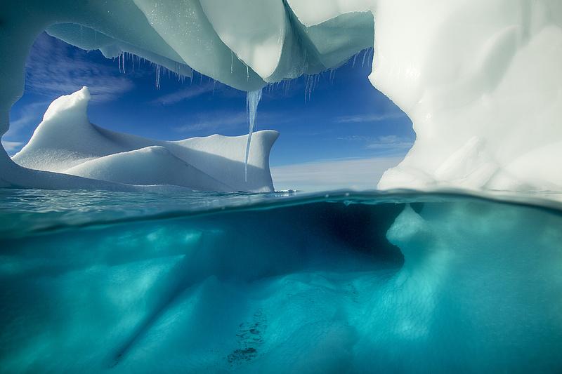 Nagy bajt okozhat a grönlandi vizekben talált rengeteg higany