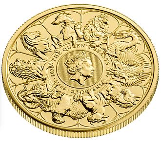 A pénzverde tízkilós aranyérme egyből, de méregdrágán kelt el