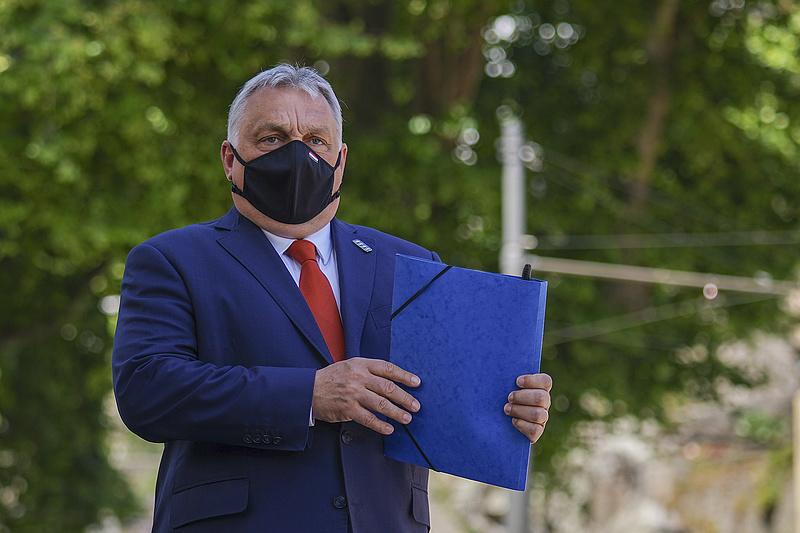 Orbán Viktor szerint három veszély fenyegeti az országát