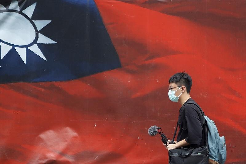 Felbőszítette Kínát az USA, Tajvan került a frontvonalba