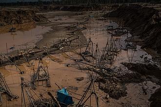 Higanymocsarak maradnak hátra Amazóniában, grammonként 20 ezer forintért
