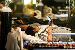 Hullottak a fejek a járvány miatt az indiai kormányban