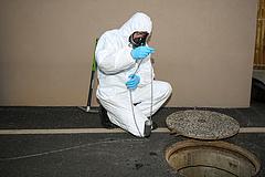 Koronavírus: aggasztóak a szennyvízadatok