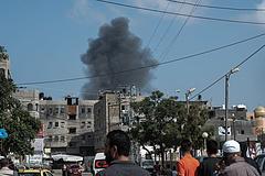 Ismét rakétatűz volt Izraelben