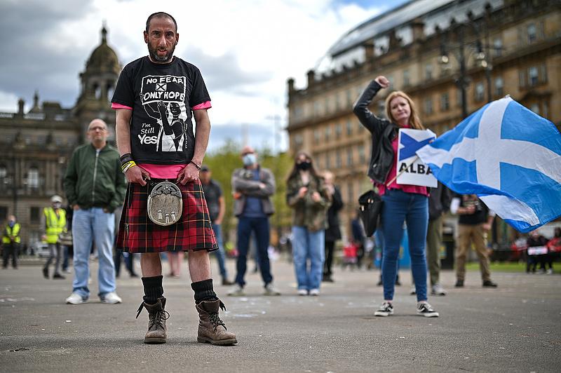 Nem a népszavazáson vérezhet el a független Skócia