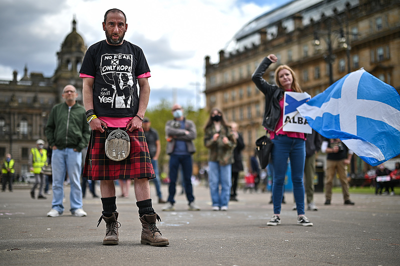 Valódi járványvészhelyzet Skóciában, bevetik a hadsereget