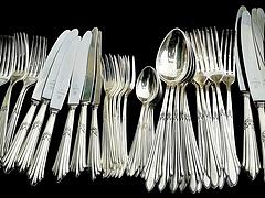 Ha van családi ezüst, az most sokkal többet érhet