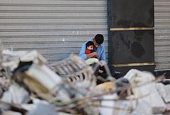 Az izraeli légierő mintegy száz rakétát lőtt ki az éjjel gázai célpontokra