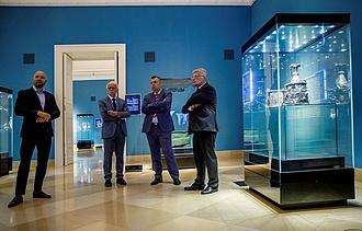 Stratégiai megállapodást kötött a 4iG és a Magyar Nemzeti Múzeum
