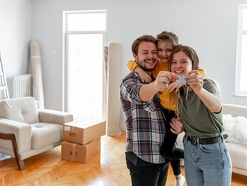 Még a minimálbéresek is húzhatják az ingatlanpiacot