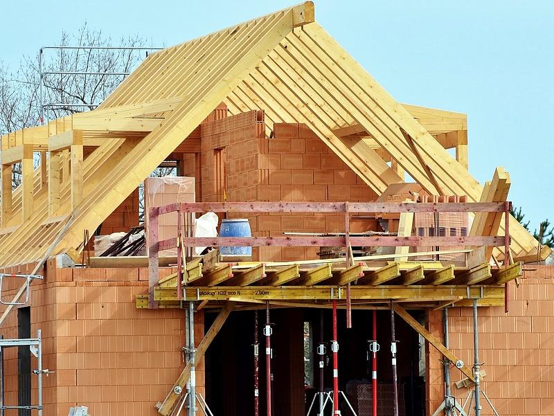 Építőipar: minden második cég áremelésre készül