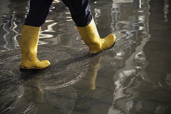 Négyzetméterenként 30 liter esőt várnak Belgium délkeleti részén