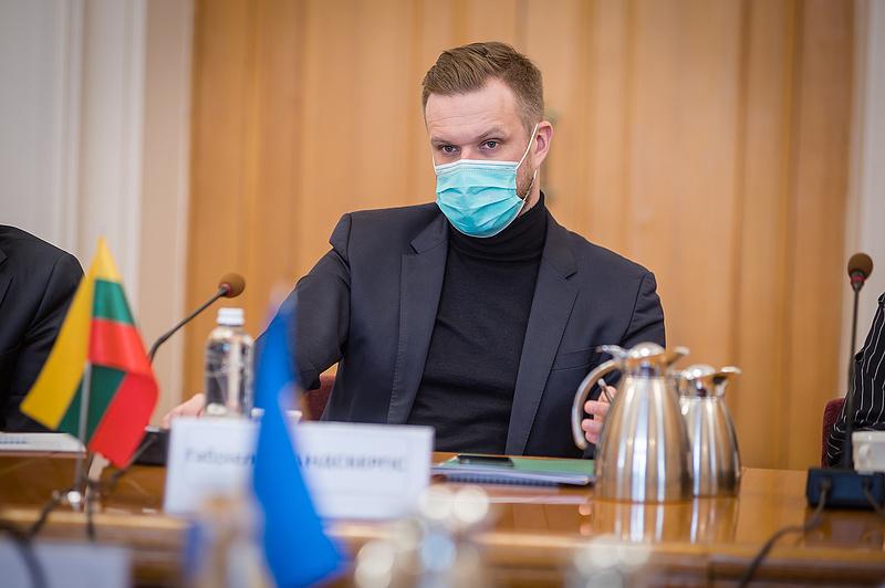 Litvánia faképnél hagyta a kínaiakat, Magyarország közelebb férkőzne