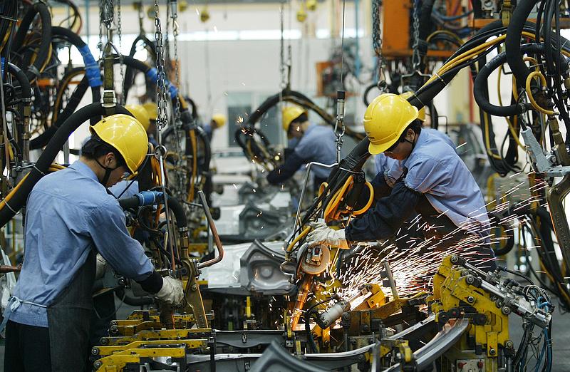 Ipar, építőipar a heti makronaptárban