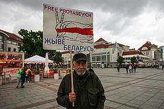 A nap, amikor a belorusz politikai válság nemzetközi biztonsági kockázattá vált
