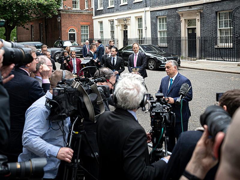 Johnson-Orbán találkozó: új együttműködés és kritika