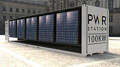 Megépítették a törés-, lopás- és hurrikánbiztos napelemes rendszert