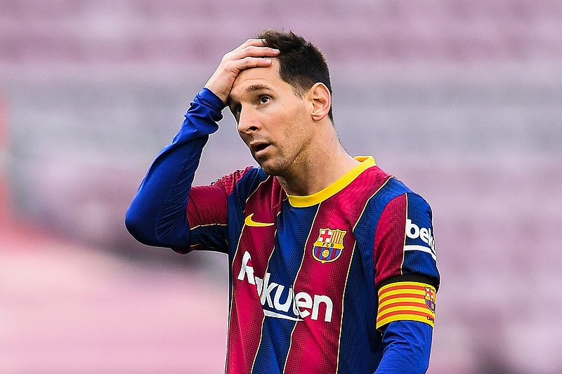 Csökkentik Messi fizetését, így csak évi nettó 12,1 milliárd forintot keres