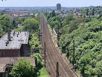 A Lajosmizse-Kecskemét szakaszon is fejlesztik a vasútvonalat