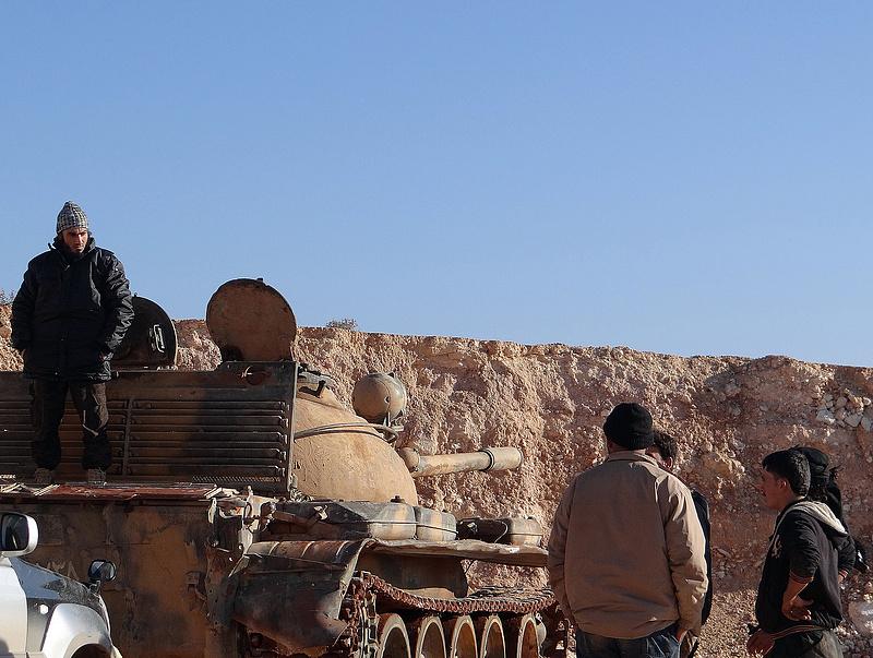 Katar terroristákat pénzelhetett Szíriában