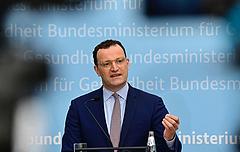 Maszkbotrányba bukhat a német egészségügyi miniszter