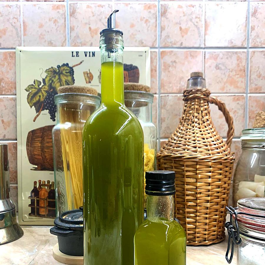 Az első magyar olívaolaj