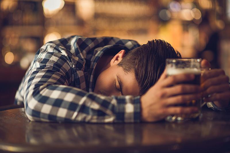 Szomorú dolog derült ki az alkoholról