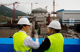 Veszélyes nemesgáz-felhalmozódás miatt vizsgálnak egy kínai atomerőművet