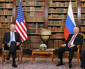 Meglepő kijelentéseket tett Putyin Bidenről