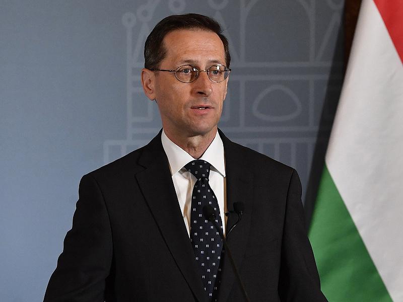 Felgyorsult a magyar gazdaság Varga Mihály szerint