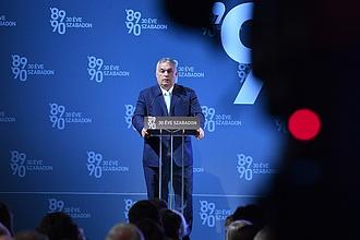 Orbán Viktor: az Európai Parlament zsákutca, új európai reneszánsz kell