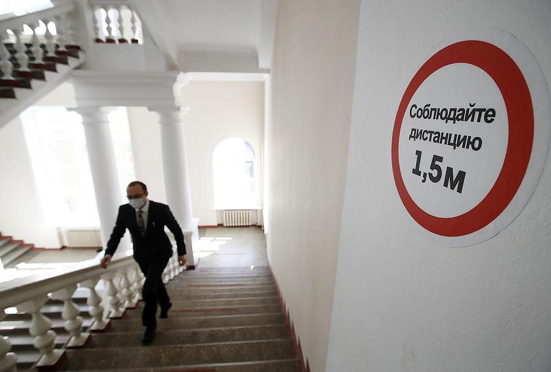 Koronavírus: egyre nagyobb a baj Moszkvában