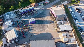 Új szabadtéri szórakozóhely nyílt, ilyen még nem volt Budapesten
