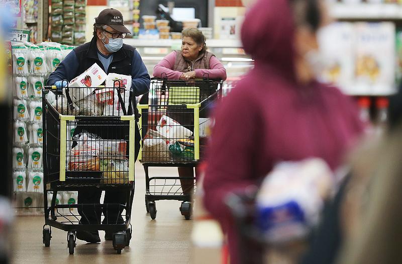 KSH: 5,3 százalékos volt a júniusi infláció