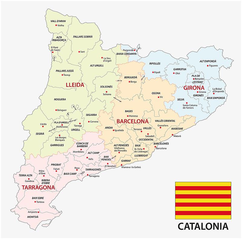 Részleges kegyelemben részesült több katalán vezető