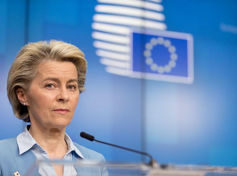 Von der Leyen: az uniós-orosz kapcsolatok negatív spirálba kerültek