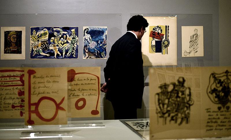 Picasso és Mondrian két ellopott festményét szerezték vissza