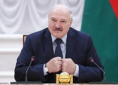 Lukasenka újabb szankciókat kapott ajándékba újraválasztásának első évfordulójára