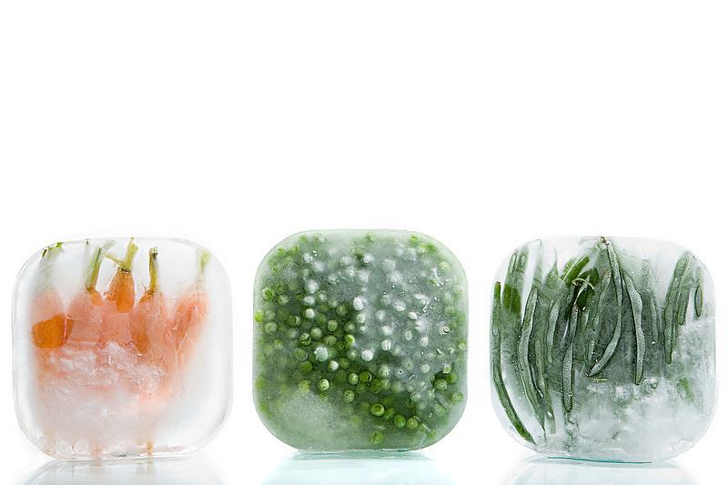 Tudja, mi a különbség a fagyasztott és a gyorsfagyasztott élelmiszer között?
