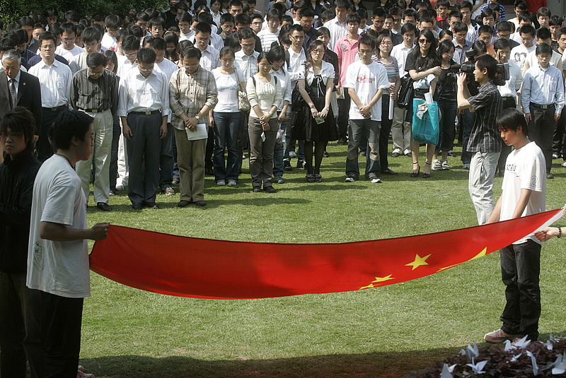 Kína már olyan tempóban száguld, mint régen