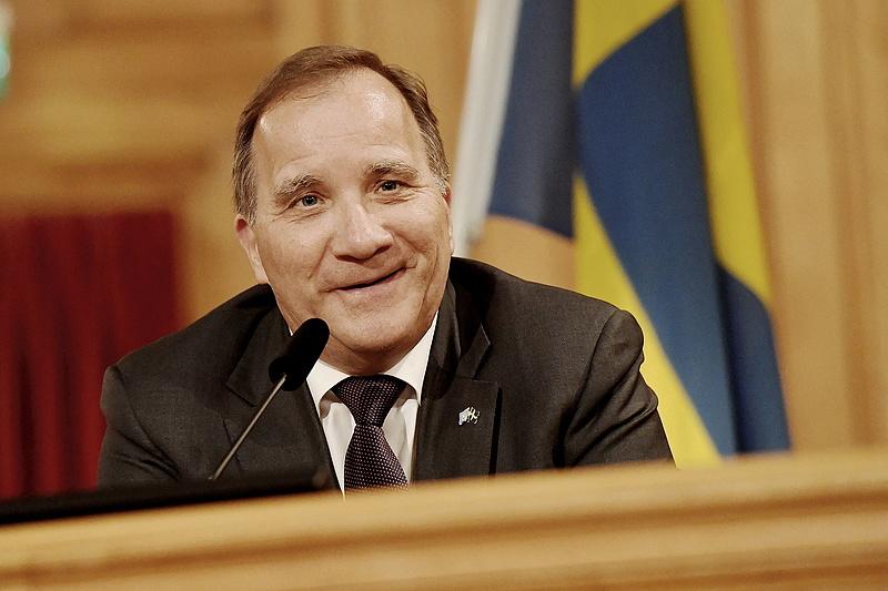 Ő lett a svédek miniszterelnöke