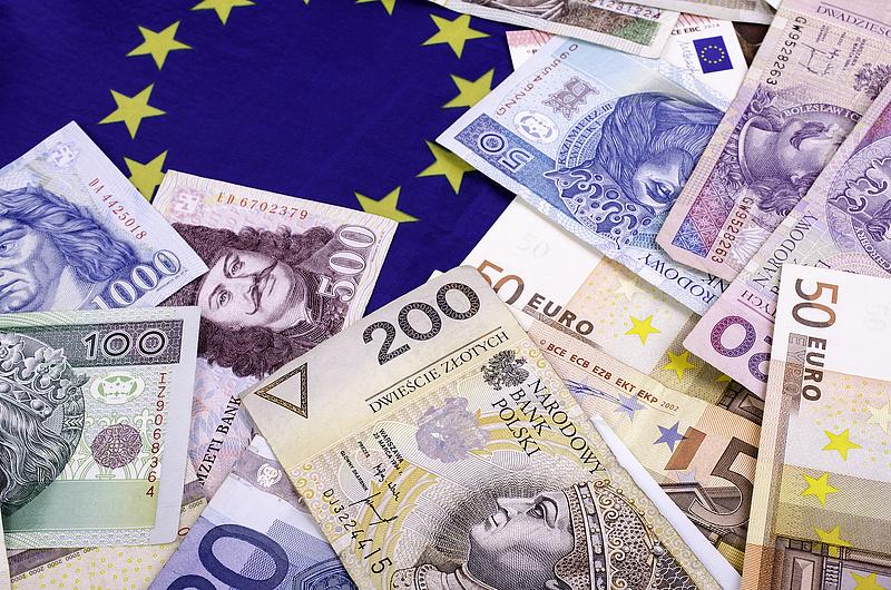 Tizenhárom éves csúcsra emelkedett az infláció az euróövezetben
