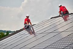 Itt vannak az új zöldhitelek a napelemekre