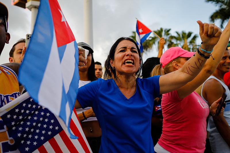 A forradalom indult a forradalom ellen Kubában?