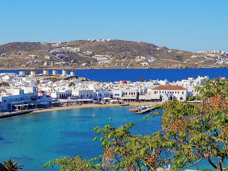 A görög turizmus bevétele alig haladja meg a 2019-es év felét